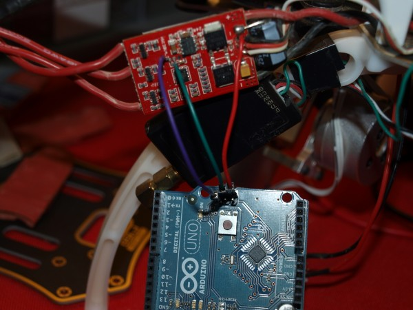 Flashing a Turnigy Plush 25A ESc with tha BlHeli firmware